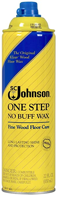 Hardwood Floor Wax no buff fine wood wax S C Johnson Wax 00125 Johnson Wood Wax 22 Ounce