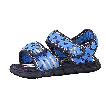 separation shoes aacc0 54efa Adidas Akwah Disney BadesandaleU43968 22, Blau, 22