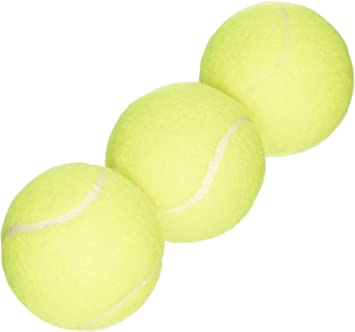 Pelotas de Tenis (Pack de 3): Amazon.es: Juguetes y juegos