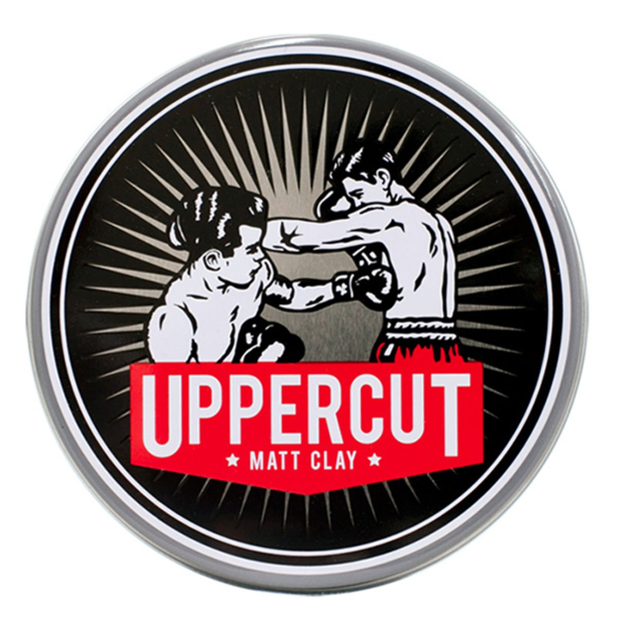 Uppercut Deluxe Matt Clay 2.1oz Uppercut Barber Supplies UCMC