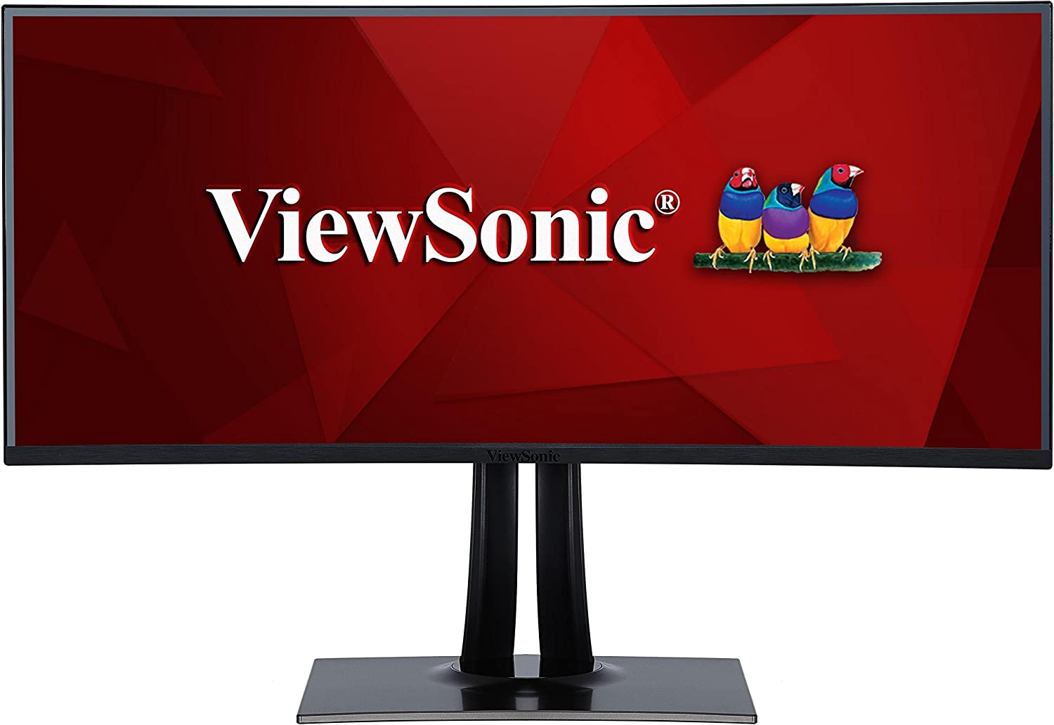 "ViewSonic VP3881 38"" UltraWide Curved Monitor Review"