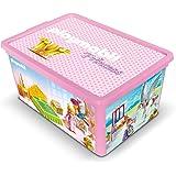 Playmobil 064749 Storage Box Princess Theme