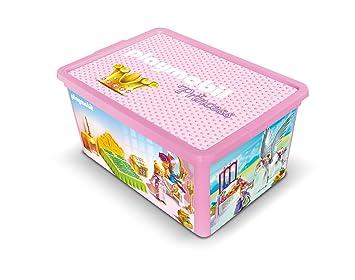 Playmobil - 064749 - Caja - Princesas - 12 l: Amazon.es: Juguetes y juegos