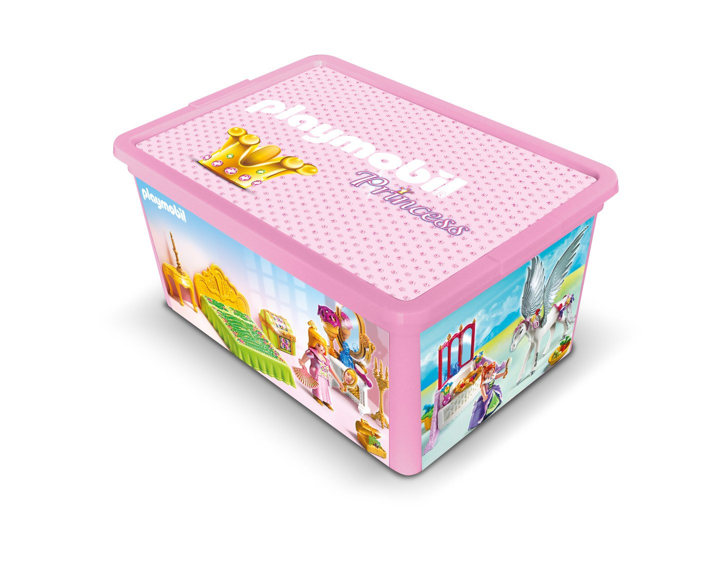 PLAYMOBIL® - 064754 - Princess Storage Box - 6 litres