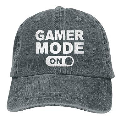 Gorra Trucker Cap Gorra béisbol Transpirable Men Women Gamer Mode ...