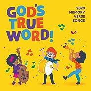 God's True Word: 2020 Memory Verse Songs
