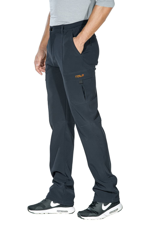 Nonwe Mens Outdoors Casual Fleece Hiking Sweat Pants