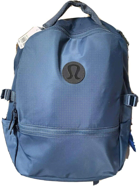 "LULULEMON Lightweight New Crew fits 15"" laptop Backpack 22L Gym Travel School -"