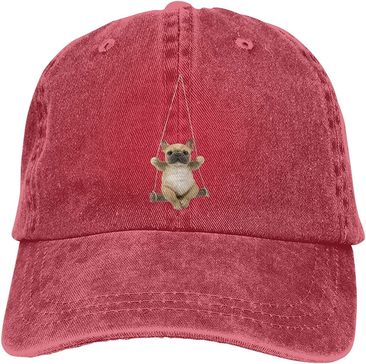 Cute Pet Unisex Custom Cowboy Hat Hip Hop Cap Adjustable Baseball Cap
