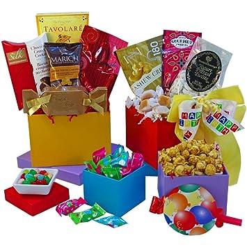 Amazon Happy Birthday Surprise Gourmet Food And Snacks Gift