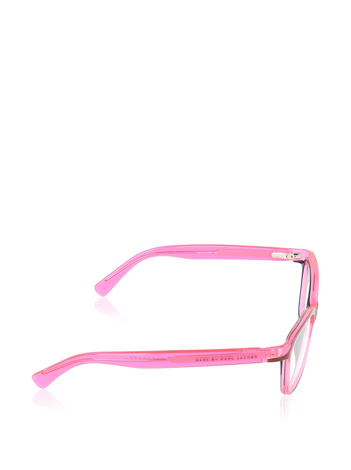 e9e468c0310 Amazon.com  Marc Jacobs eyeglasses MMJ 614 MG6 Acetate Neon Pink fuschia  fuchsia - Bordeaux  Clothing