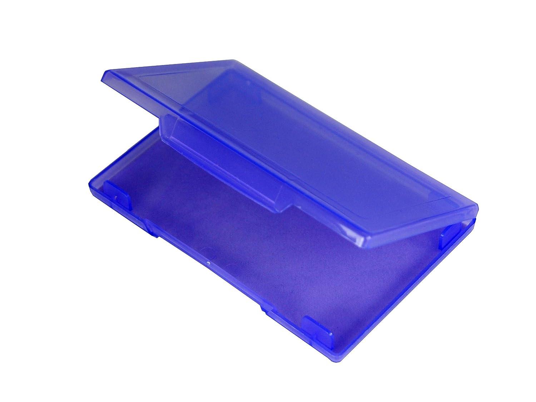 /15/biglietti Confezione da 5 Red Westonboxes plastica porta biglietti da visita in pelle per 10/
