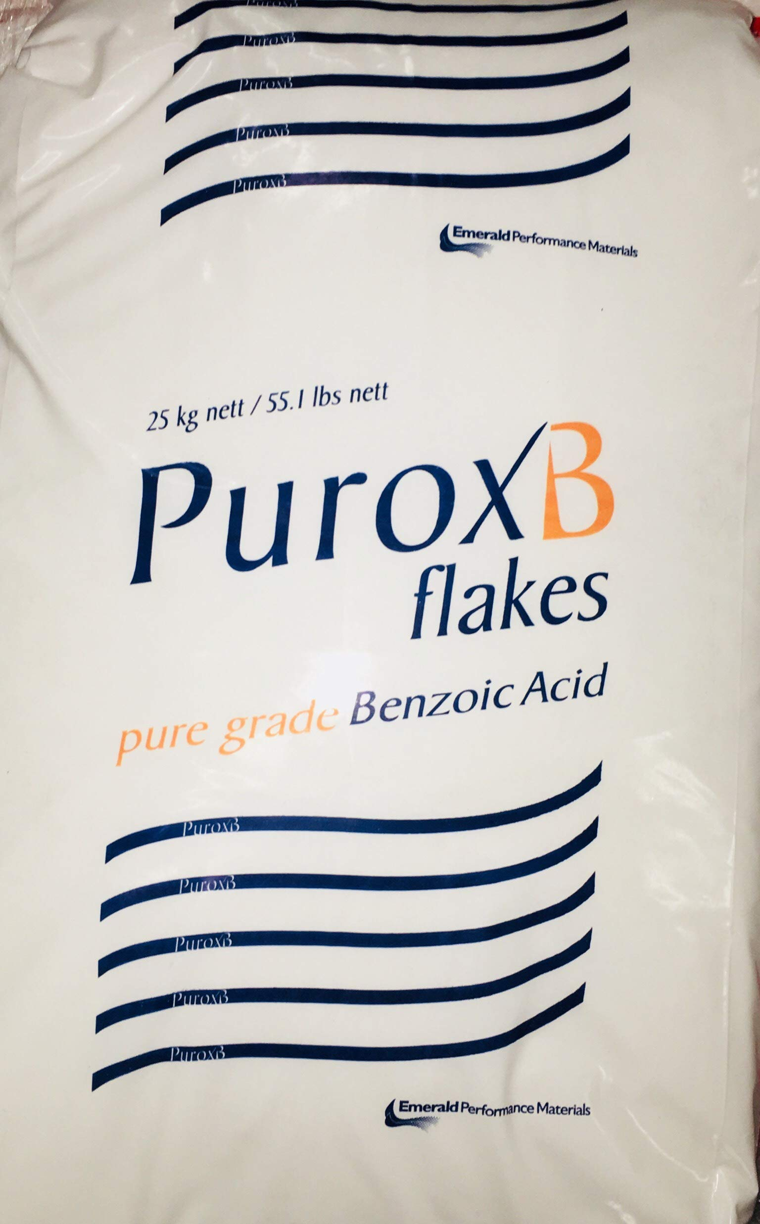 Benzoic Acid Flakes Minimum 99.5% Purity! One Pound