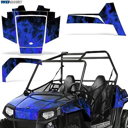 Amazon com: Polaris RZR170 UTV Graphic Kit Decal Sticker SxS Sticker