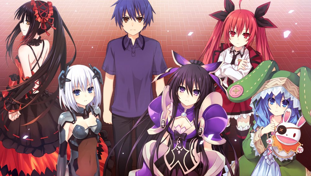Date a Live Twin Edition RIO Rinnka-neishonn Limited by Sony (Image #3)