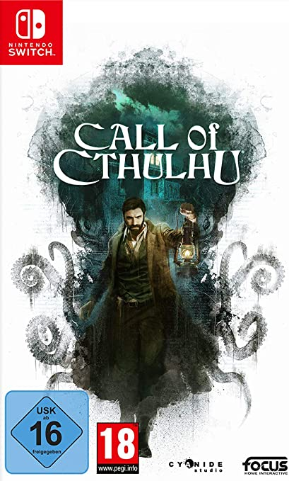 Call Of Cthulhu (Switch) [Importacion Alemania]: Amazon.es ...