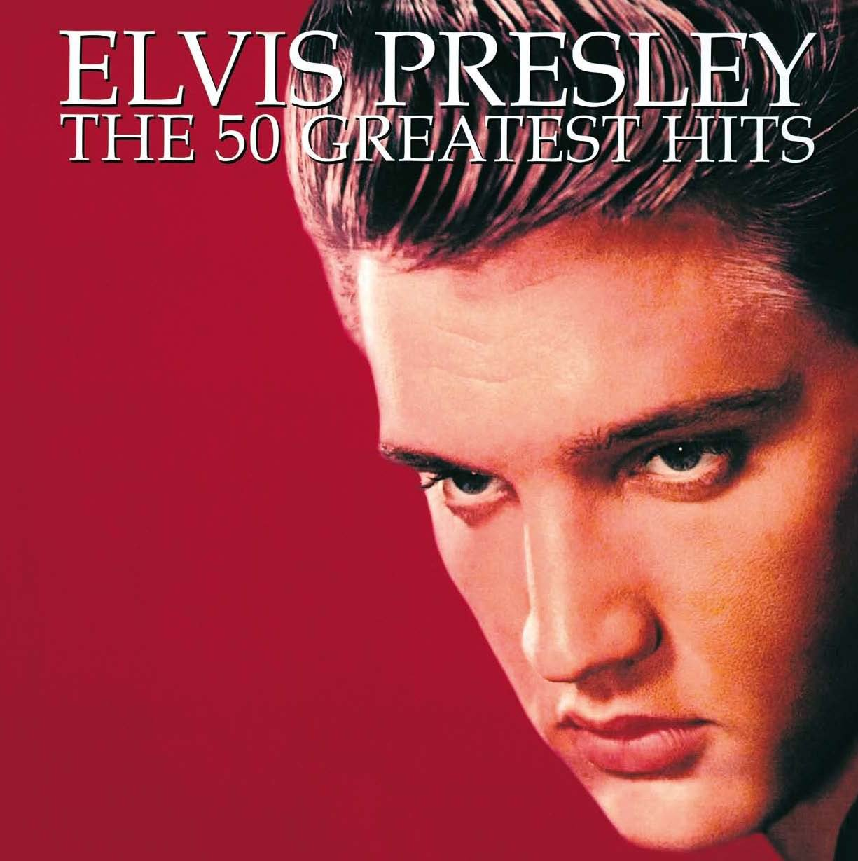 Elvis Presley - The 50 Greatest Hits by Music On Vinyl