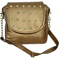 Mango Star Women's Trendy Casual PU Sling Bag