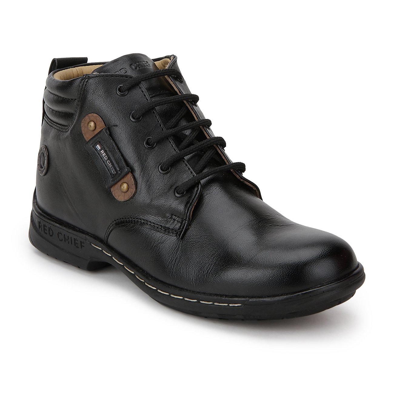 Buy Red Chief Men's Leather Boots at