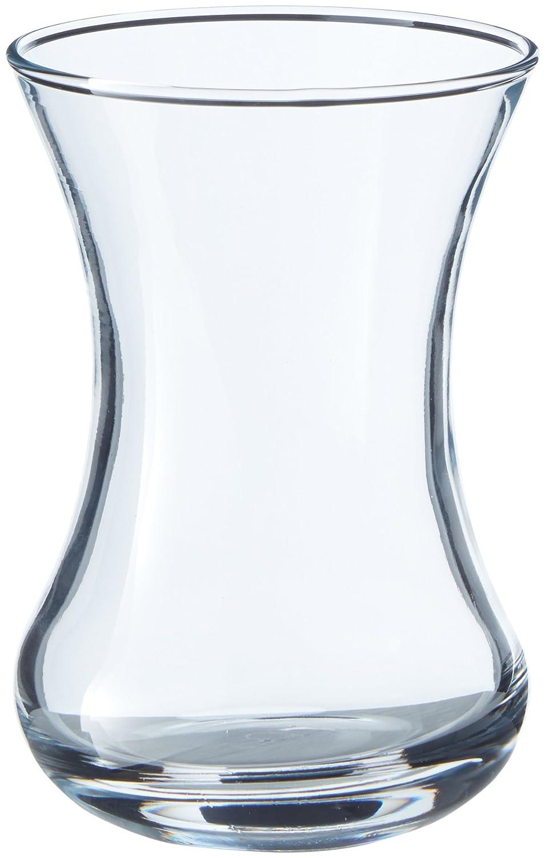Turkish Tea Glass Set Plain - 4.25 OZ Pasabahce 42381