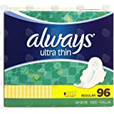 Always Ultra Thin Regular Pads with Wings 48 ct