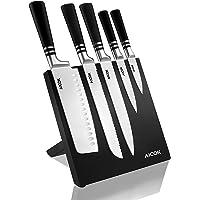 Aicok cuchillos, set de cuchillos de carbono inoxidable