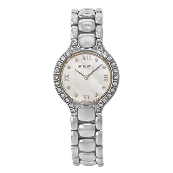 Ebel Beluga cuarzo mujer reloj e9976418 - 20 (Certificado) de segunda mano: Ebel: Amazon.es: Relojes
