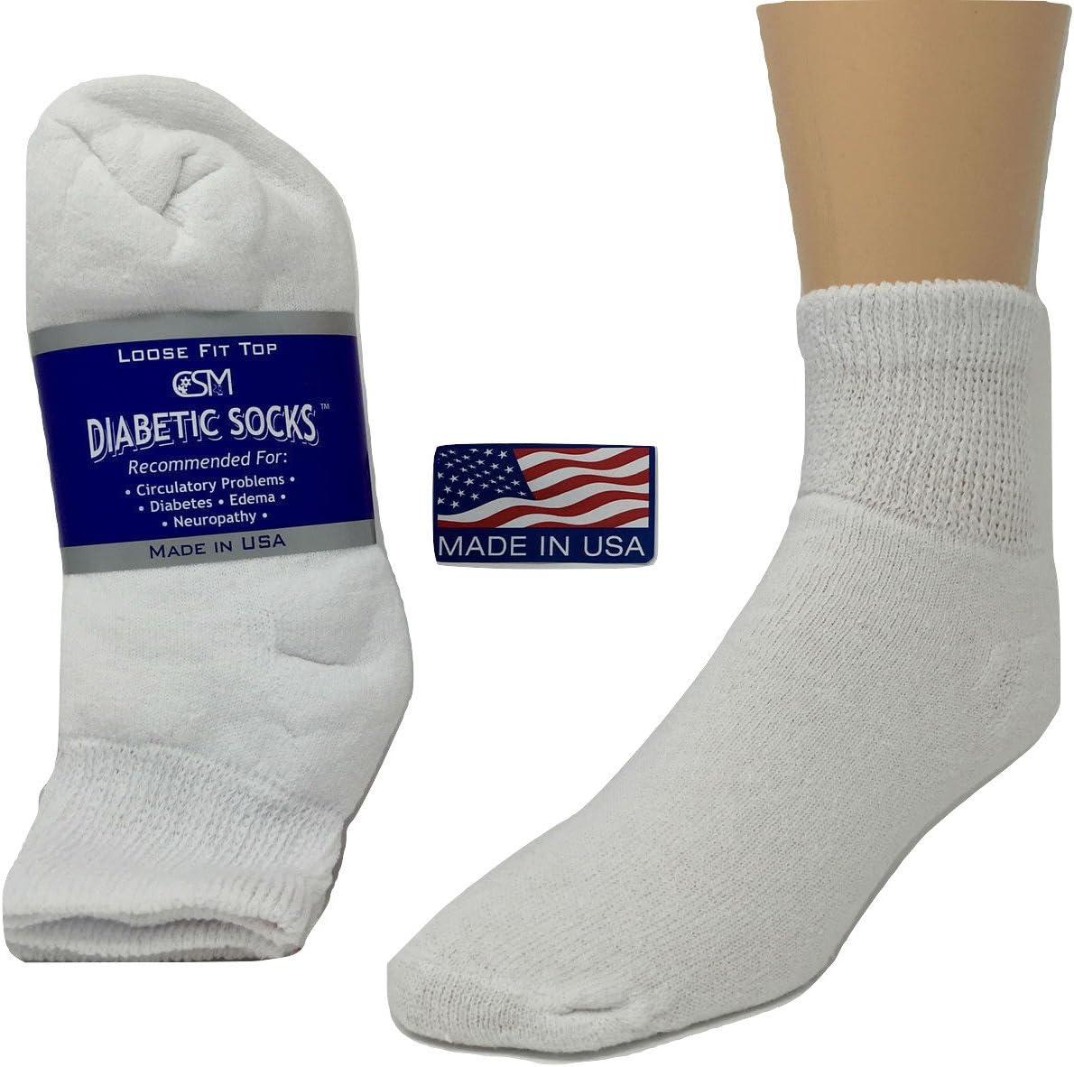 12 Pairs Mens Womens No Show Low Cut Socks 9-11 10-13 13-15 Sock Size USA Made