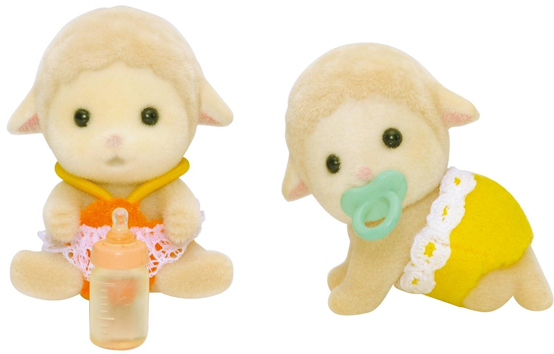 Sylvanian Families - Gemelos ovejas del valle (3216): Amazon.es: Juguetes y juegos