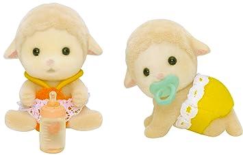 SYLVANIAN FAMILIES - Gemelos ovejas del Valle (3216)