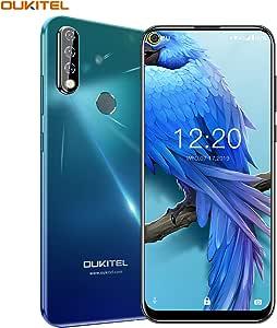 OUKITEL C17 Pro Dual 4G Smartphone Libre, Pantalla de Perforada 6.35