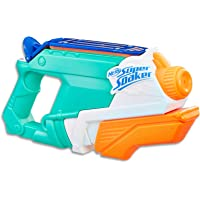 NERF Super Soaker - Splash Mouth Water Blaster - Blast & Dump Fast Fill - Kids Toys & Outdoor Games - Ages 6+