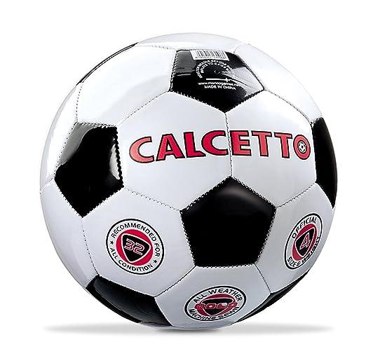 4 opinioni per Mondo 13106- Calcetto Pallone, Cuoio, Taglia 4