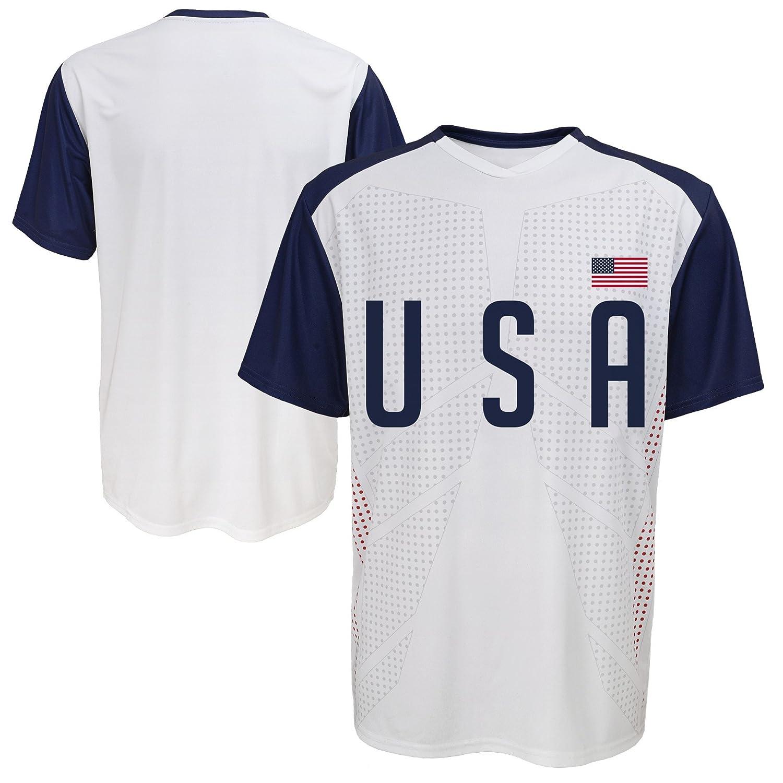 add71884fed Us World Cup Jersey T Shirt - Nils Stucki Kieferorthopäde