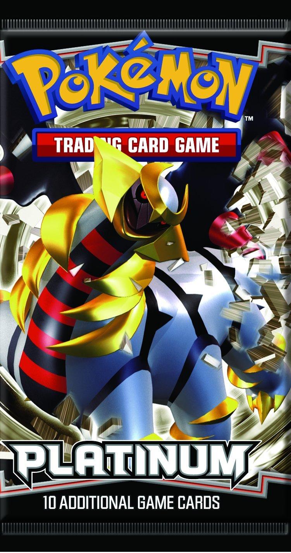 Pokemon Tcg Platinum 2009 Booster Pack: Amazon.es: Nintendo USA: Libros en idiomas extranjeros