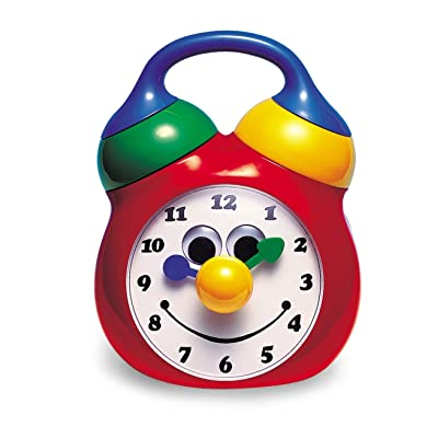 Tolo Toys Tick Tock Musical Clock: Toys & Games