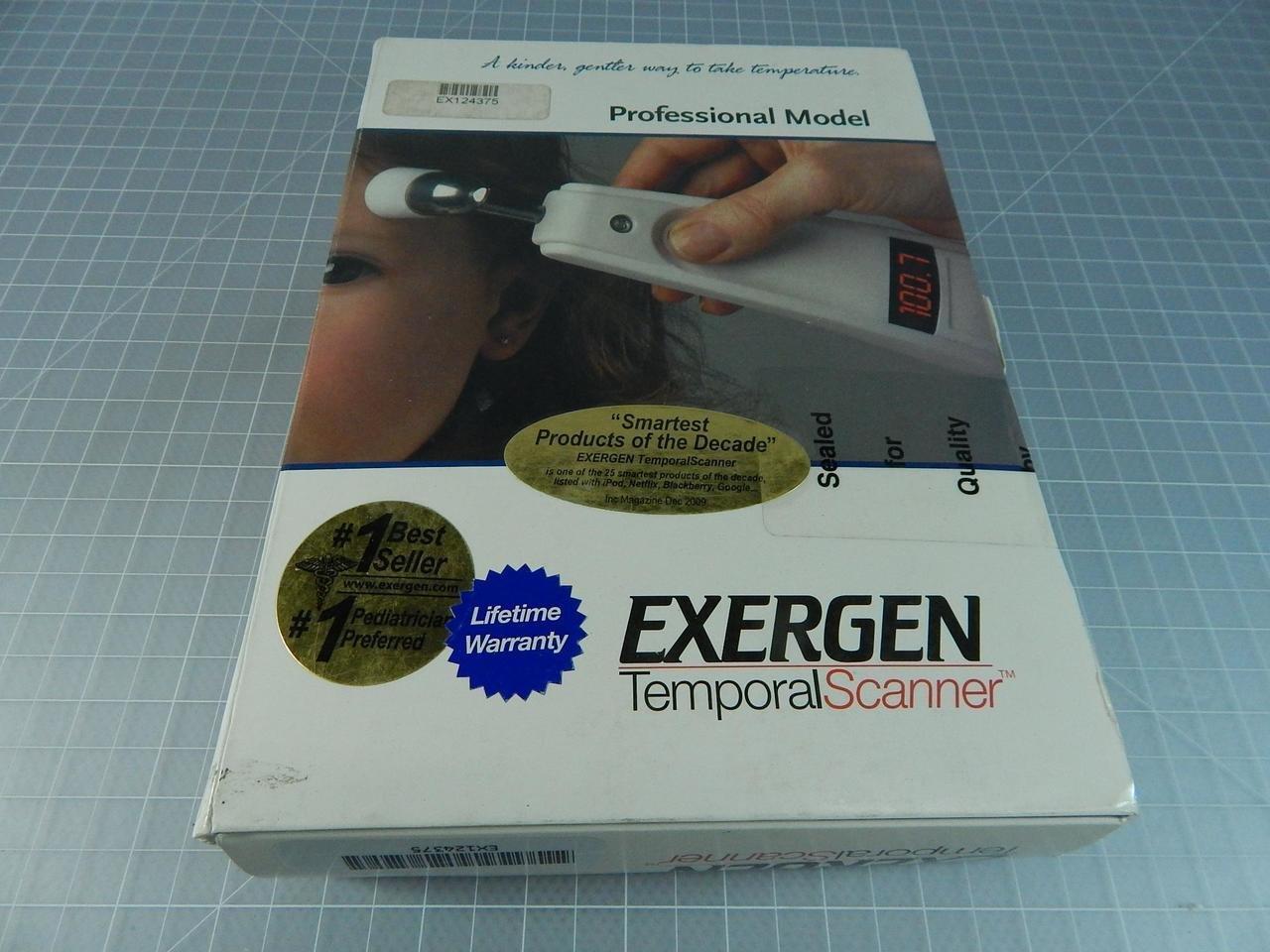 PT# TAT5000 TemporalScanner Temporal Artery Thermometer Temporal Artery Thermometer TAT5000 by Exergen Corp