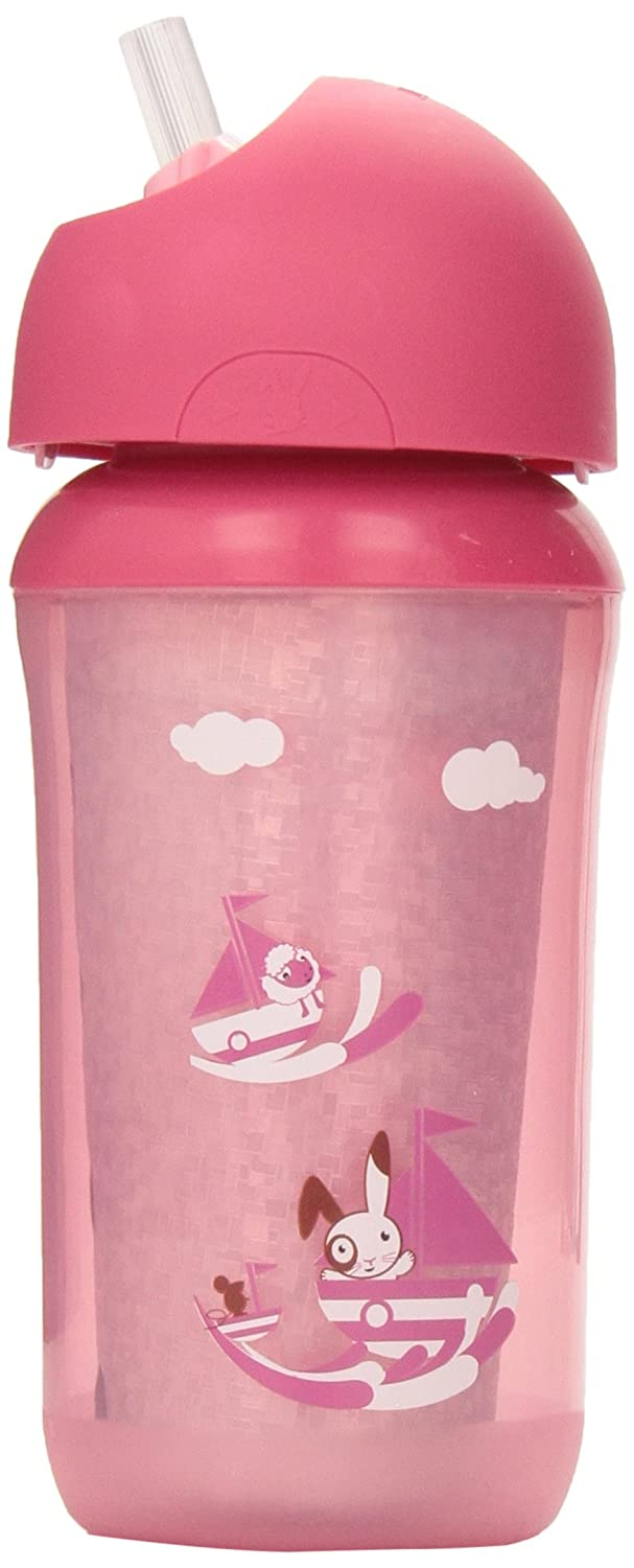 Avent Insulated Straw Cup - Assorted Colors/Styles - 9 oz