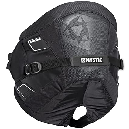 Mystic SUPPORTER Kitesurf Seat Harness 2016 - Black S: Amazon.es ...