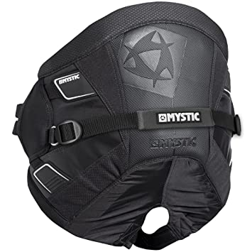 Mystic SUPPORTER Kitesurf Seat Harness 2017 - Black XS: Amazon.es ...