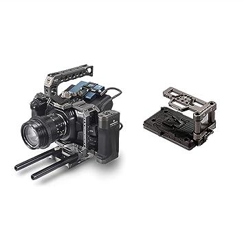 TILTA BMPCC 4K/6K TA-T01-A-G - Soporte de batería para cámara de ...