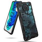 Ringke Fusion X Design Case Made for Xiaomi Redmi K30 Pro, Xiaomi Poco F2 Pro (2020) - Camo Black