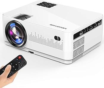 Megawise L21 5000-Lumens LCD Mini Projector