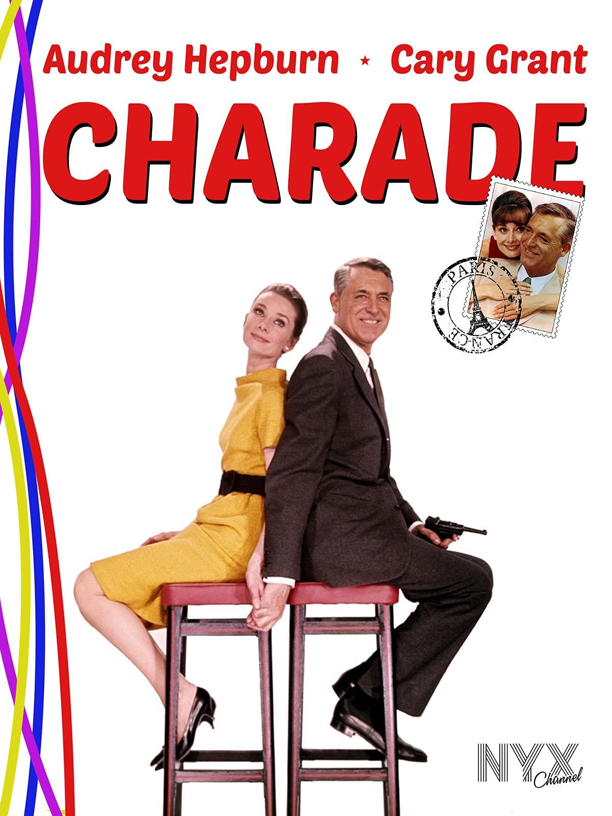 Charade on Amazon Prime Video UK