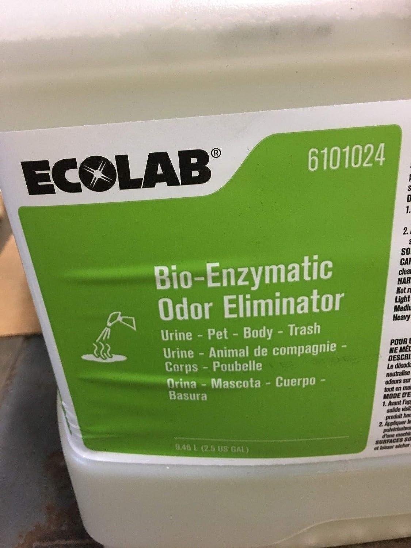 Amazon.com: Ecolab 6101024 - Eliminador de olores bio ...