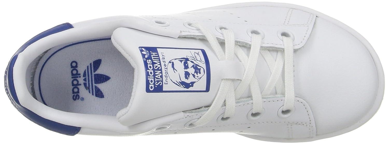 Adidas OriginalsSTAN Smith El El El C - K - Stan Smith El C Unisex-Bambini Ragazze B01GFUUS5A 31 EU bianca bianca Equipment blu | Rifornimento Sufficiente  | Italia  | Prima qualità  | Ottima selezione  | Prezzo giusto  | Ufficiale  4a50ca