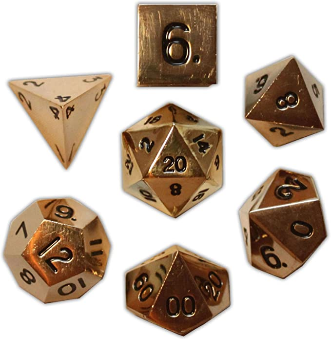 Norse Foundry 7pc Rpg Metal Dice Set Dead Man S Gold Accessories Amazon Canada When it comes to offering discount codes, norse foundry very rarely issues promotional discount codes. amazon ca