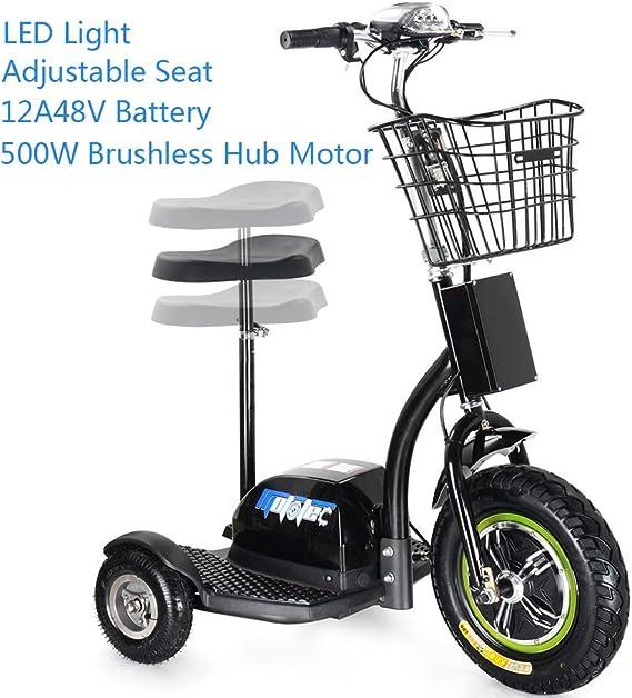 Amazon.com: SAY YEAH Scooter eléctrico para bicicleta sin ...