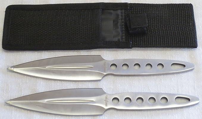 Amazon.com: bladesusa ks-6807 – Juego de 2 Cuchillo de ...