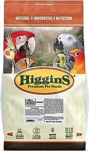 Higgins 466158 Vita Seed Parakeet Food For Birds, 25-Pound